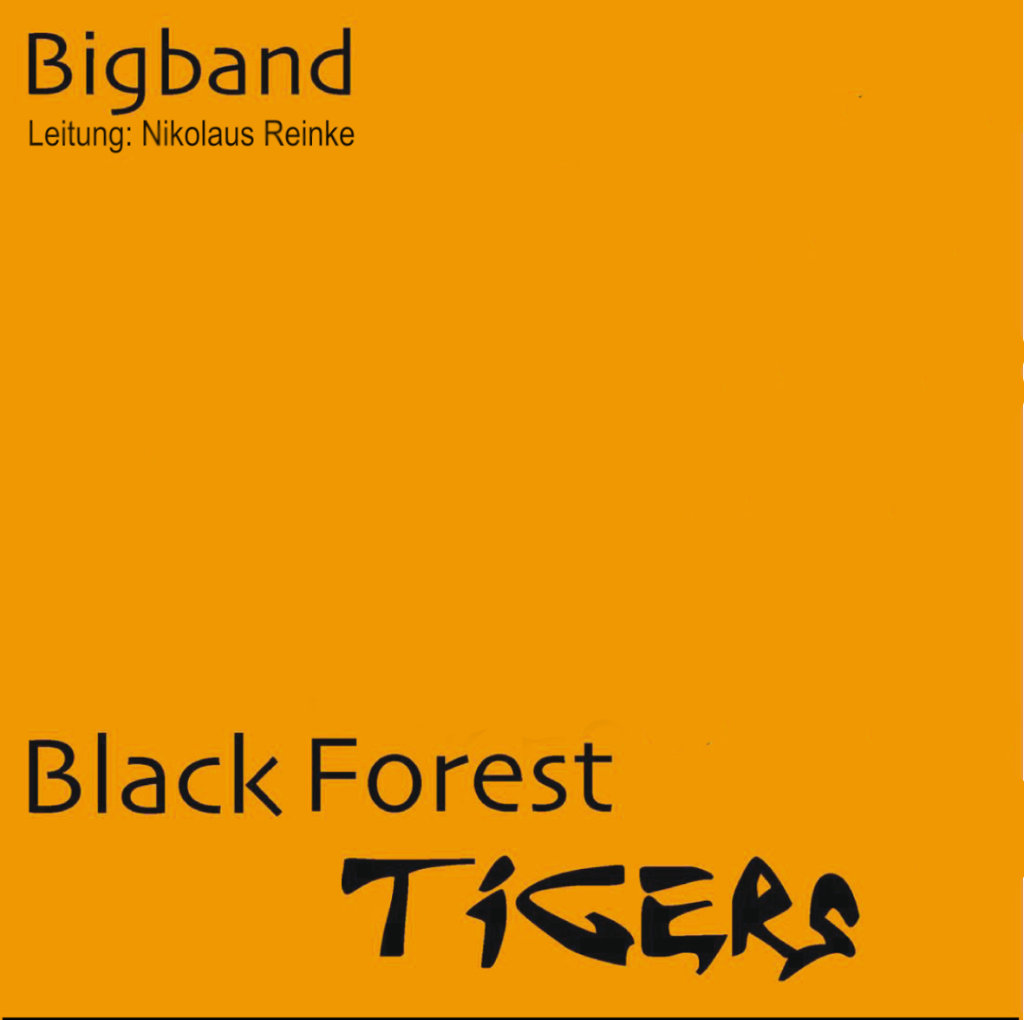 BlackForest Tiger Logo